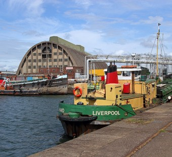Huskisson Dock