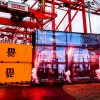 Official opening of Peel Ports £400 million liverpool container terminal